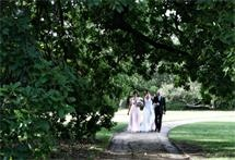 Ripponlea Gardens, Melbourne - Classic wedding spot. Port Phillip Council.