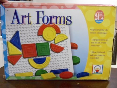 Discovery-Toys-Art-Forms-Six-Basic-Colorful-Shapes-Create-Patterns