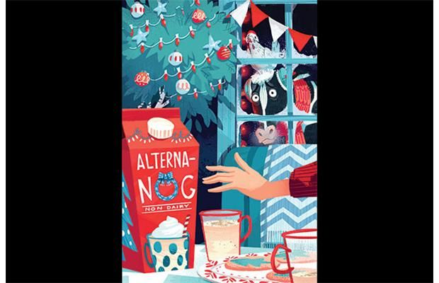 Using Their Noggins: Alterna-nogs rescue a Christmas tradition for the lactose intolerant