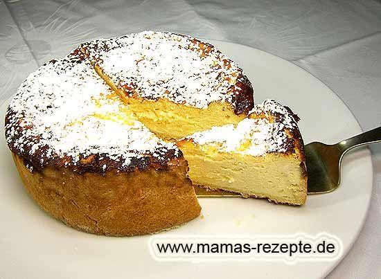 Rezept Kleiner Käsekuchen auf Mamas Rezepte Homepage