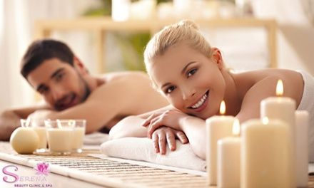 Couples Spa Day Dc