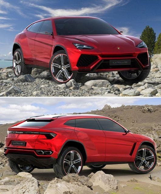 "All New "" Lamborghini Urus SUV""Most luxurious SUVs In The World 2017 Best luxury SUV"