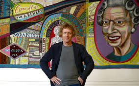 Image result for grayson perry tapestry