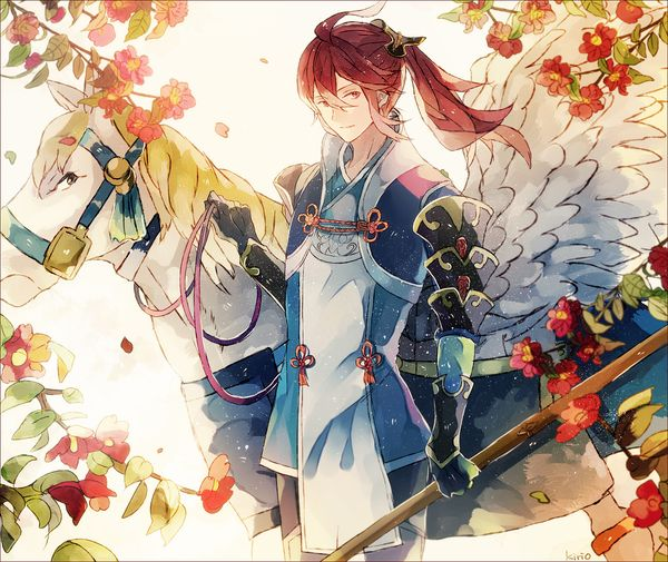 Fire Emblem: If/Fates - Subaki