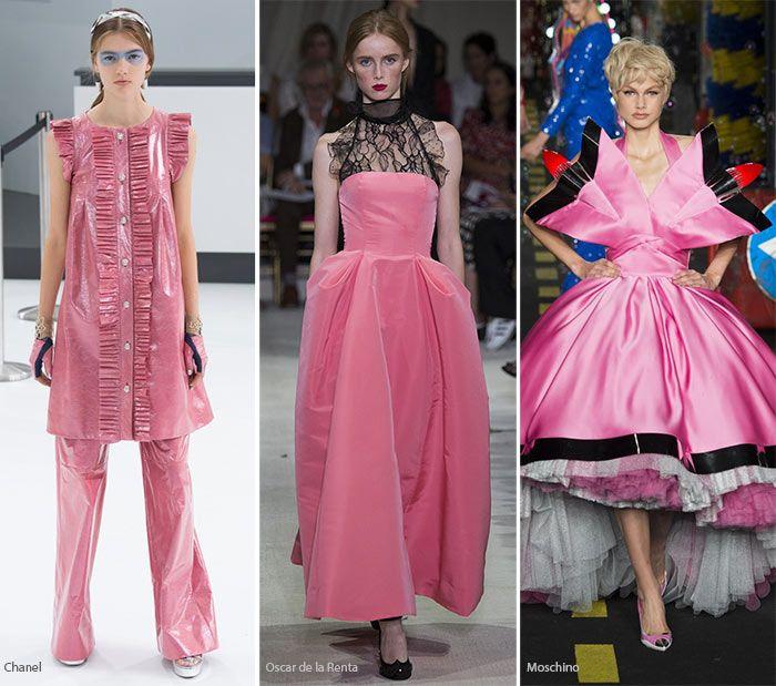 Модный цвет весна/лето 2016 - Bubble Gum