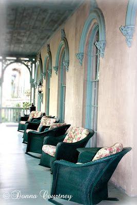 The Decorated House: ~ Savannah, The Dresser Palmer House, B