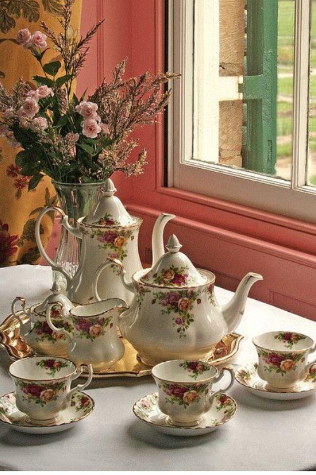 My tea time