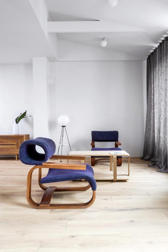Loft Kolasiński created a fresh new look of a house from the 30s in Szczecin - CAANdesign | Architecture and home design blog