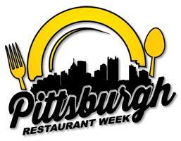 Pittsburgh Restaurant Week, Winter Edition, Jan. 12-18, 2015. Mark your calendars!