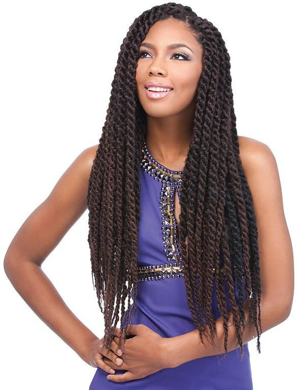 Sensationnel African Collection Jamaican Locks 44 Inch