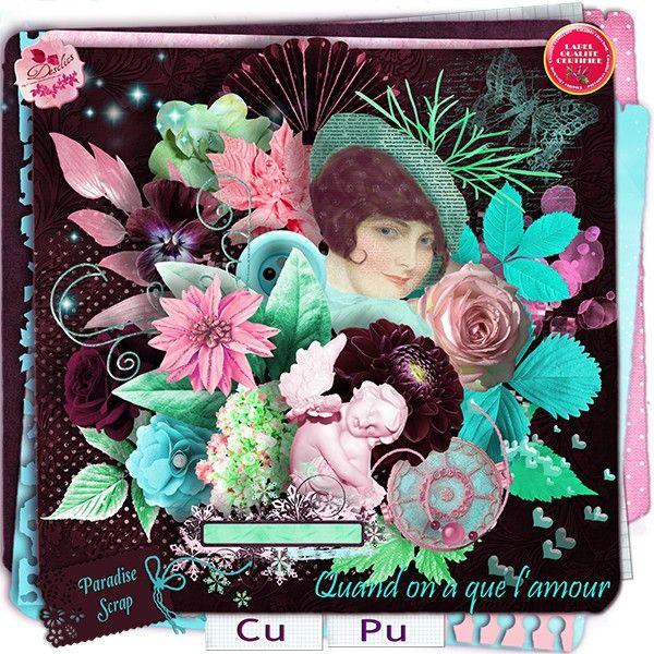 Quand on a que l'amour by Desclics Available @ http://www.paradisescrap.com/fr/91_desclics Photo with kind permission WinterWolf Studios