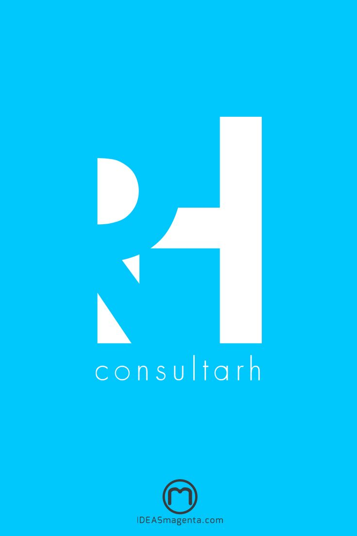 Diseño de logo para empresa consultora de Recursos Humanos