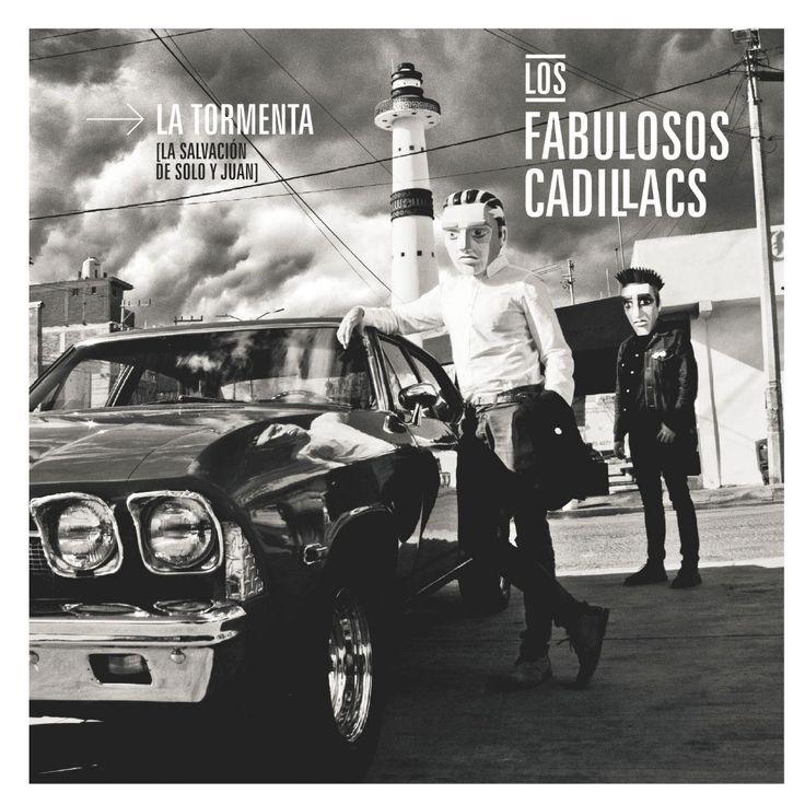 Los Fabulosos Cadillacs adelantan temas de su nuevo disco