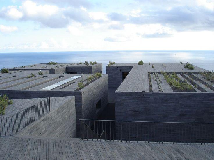 Casas das Mudas Arts Center by Paulo David Arquitecto: Casa Das Muda, Rooftops Gardens, Landscape Architecture, Muda Art, Art Center, David Arquitecto, Paulo David, Projects Galleries, Center Casa