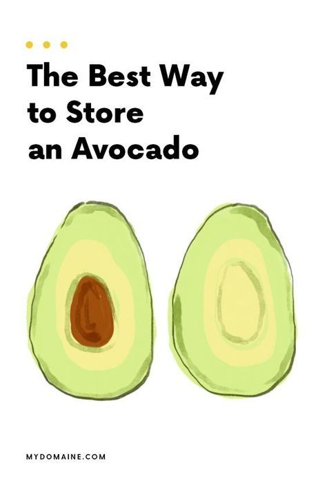 Everyone loves avocados, but not for their rapid browning. Some people advise keeping the seed in and putting that in the fridge while others swear by lemon brushed on top, but which one really works?