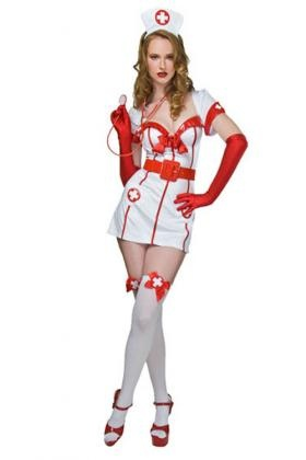 Beautiful Nurse Costume