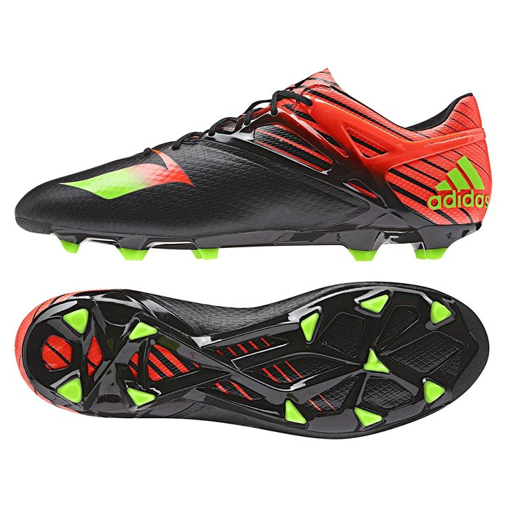 Take your game to the next level with the Adidas Messi 15.1 soccer cleats. Designed for the best, you can play like the best. Order your Messi soccer boots today at SoccerCorner.com http://www.soccercorner.com/Adidas-Messi-15-1-FG-AG-Soccer-Cleats-p/sm-adaf4654.htm