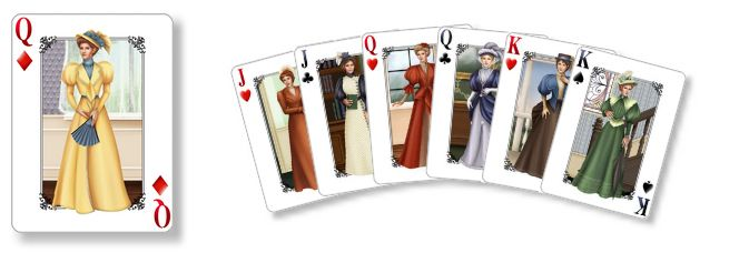 Игральные карты (47 фото)