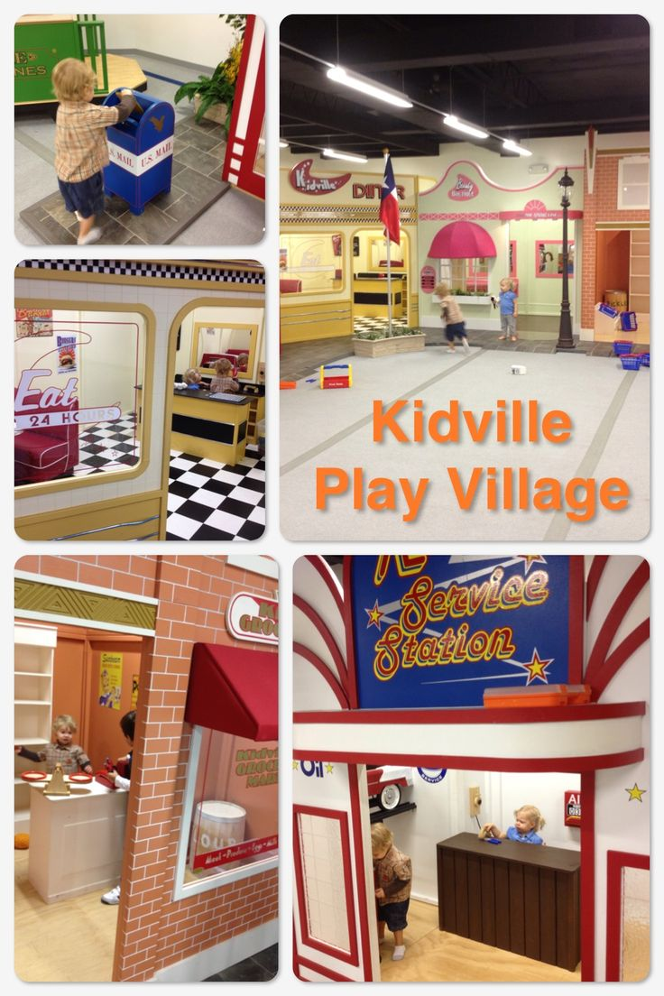 Dallas indoor kid activies #playtime #itscoldoutside || Kidville Indoor Play Village