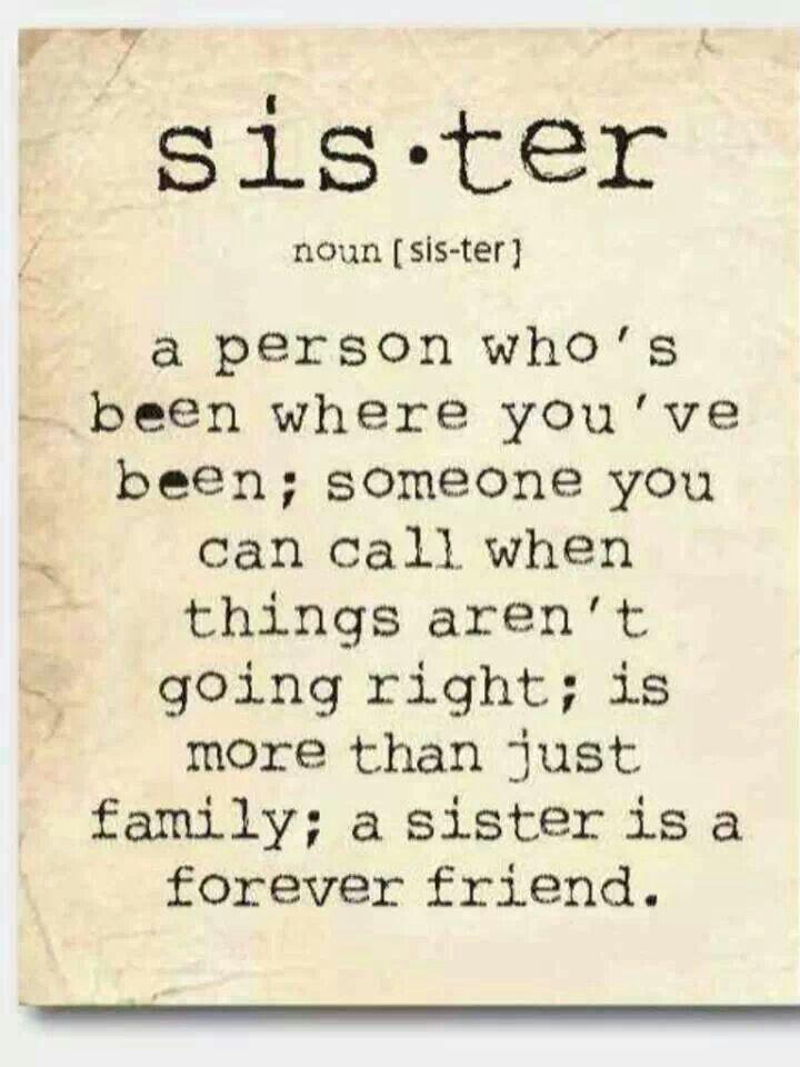 abbastanza Oltre 25 fantastiche idee su Citazioni big sister su Pinterest  OF76