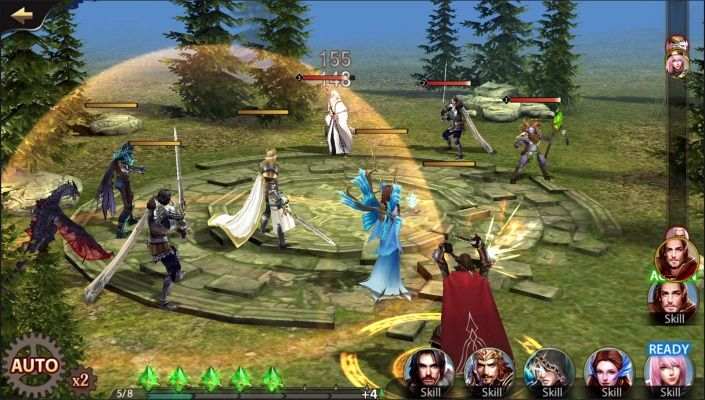 Heroes of COK Clash of Kings is a Android Free-to-play Role Playing Multiplayer Game RPG based on the well known mobile SLG Clash of Kings