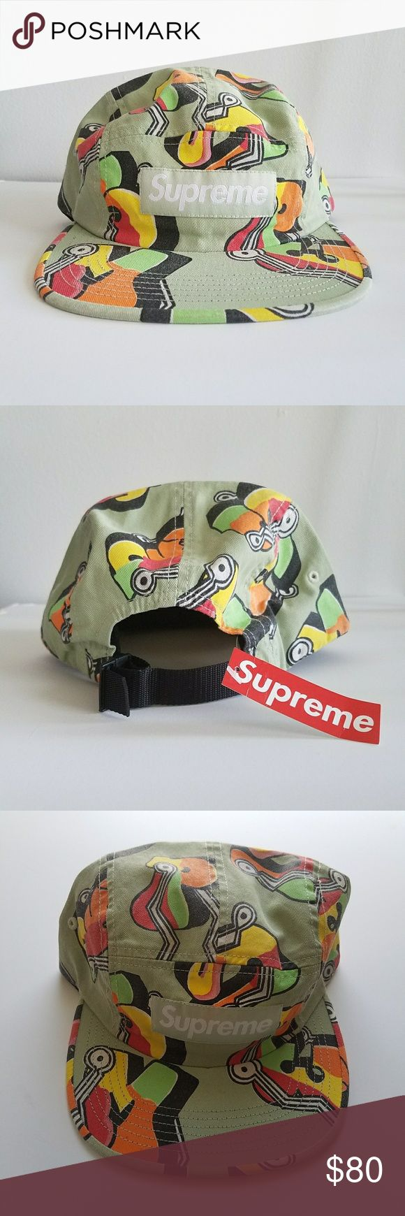 Green Box Logo Supreme Hat Brand new light green Supreme hat with Supreme tag. Send me an offer ! Supreme Accessories Hats
