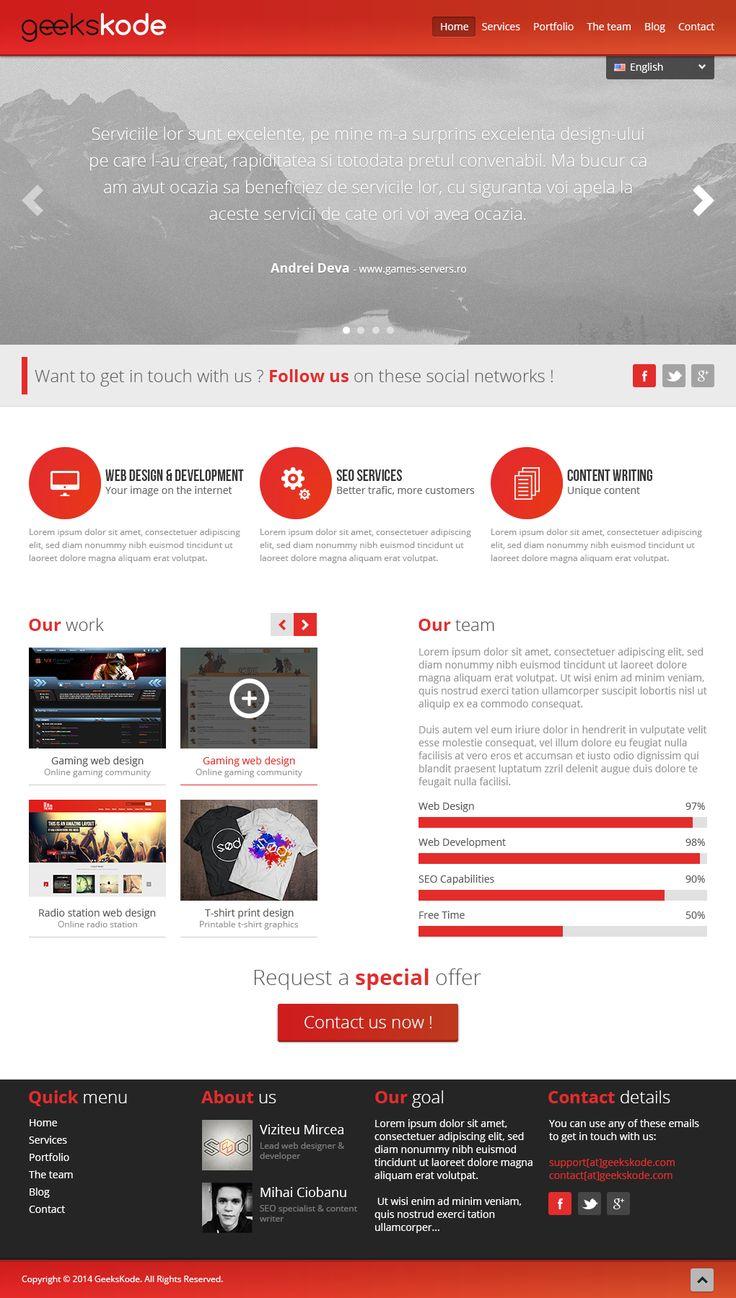 18 best Website Design images on Pinterest | Website designs and ...