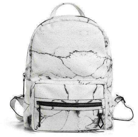 Pin for Later: The Childhood Piece You Need to Start Wearing Again  Eddie Borgo for Target Backpack ($45)