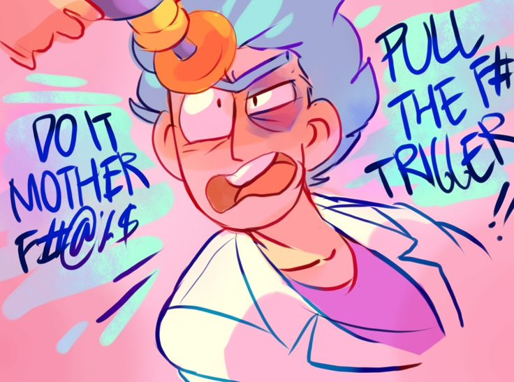 ttoba's Art Blog — Rick and Morty s2e4 doodles part2. Here is part1!...