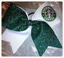 My new cheer bow, so cute!(: