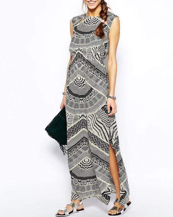 Une robe aztèque