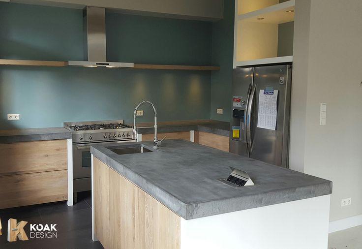 Eiken Keuken Ikea : dan 1000 idee?n over Keuken Kasten op Pinterest – Aangepaste Keukens