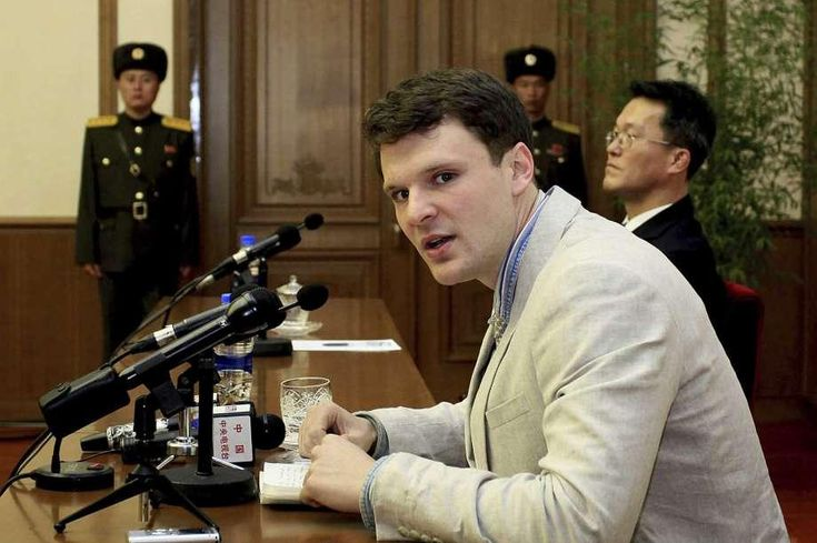 Student released by North Korea now at hospital http://betiforexcom.livejournal.com/24971706.html  Author:Associated PressWed, 2017-06-14 03:00ID:1497432122626089400WASHINGTON: The Latest on the release of an American college student from a North Korean prison  An American college student who was released from a North Korean prison has been taken to an Ohio hospital for treatment. Otto Warmbier (WORM'-bir), whose parents say is in a coma, arrived at the University of Cincinnati Medical…