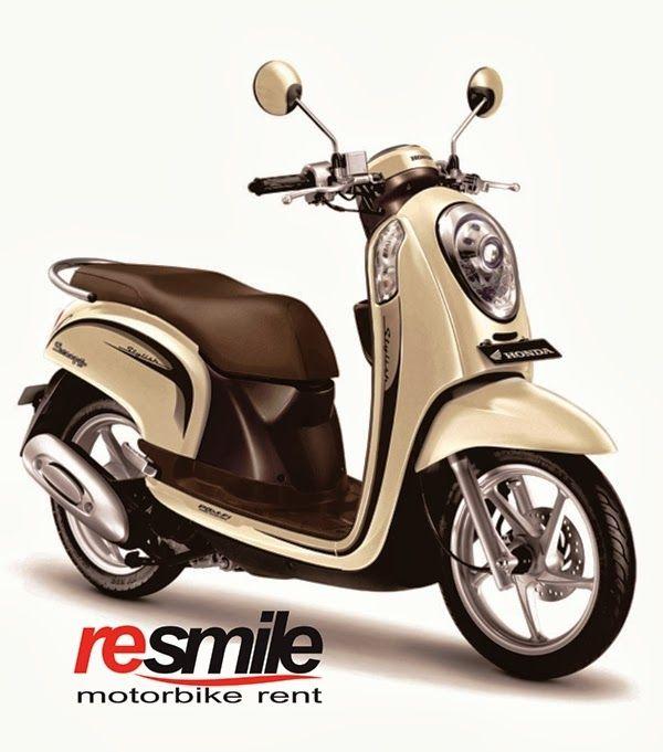 Pelayanan antar - jemput di reSMILE motorbike rent - reSmile - Rental Motor Yogyakarta