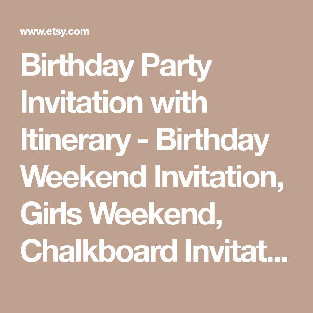 Birthday Itinerary Template Printable Wedding Itinerary And Welcome - birthday itinerary template