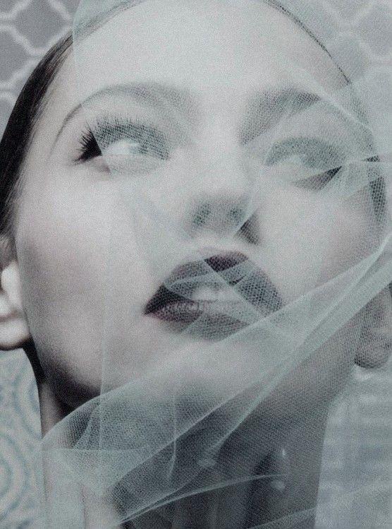 Sasha Pivovarova by Craig McDean for Interview