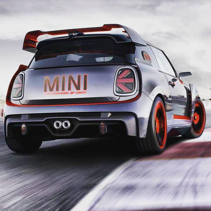 MiNI JCW GP Concept Nós queremos!