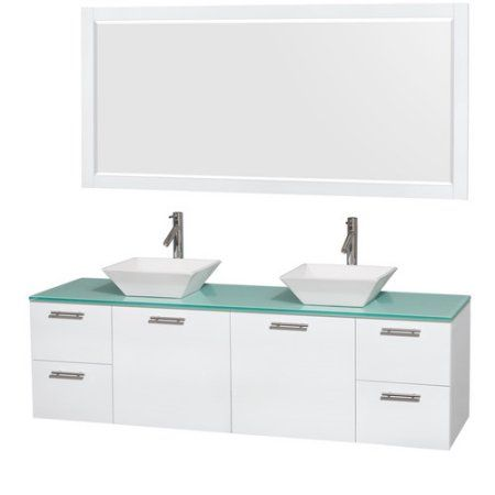Fantastic White Vanity Mirror For Bathroom Thin Bath Decoration Round Bathroom Faucets Lowes Light Blue Bathroom Sinks Youthful Wash Basin Designs For Small Bathrooms In India BrownInstall A Bath Spout 1000  Ideas About 72 Inch Bathroom Vanity On Pinterest | Black ..