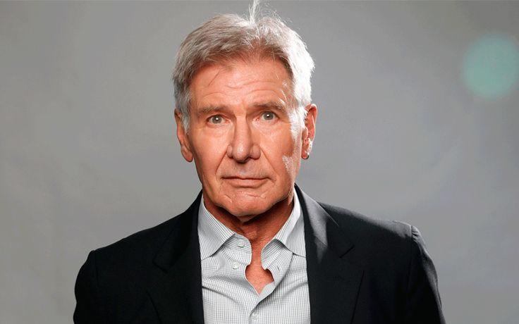 Harrison Ford Jokes About Botched Plane Landing at Stars Wars  Birthday Celebration