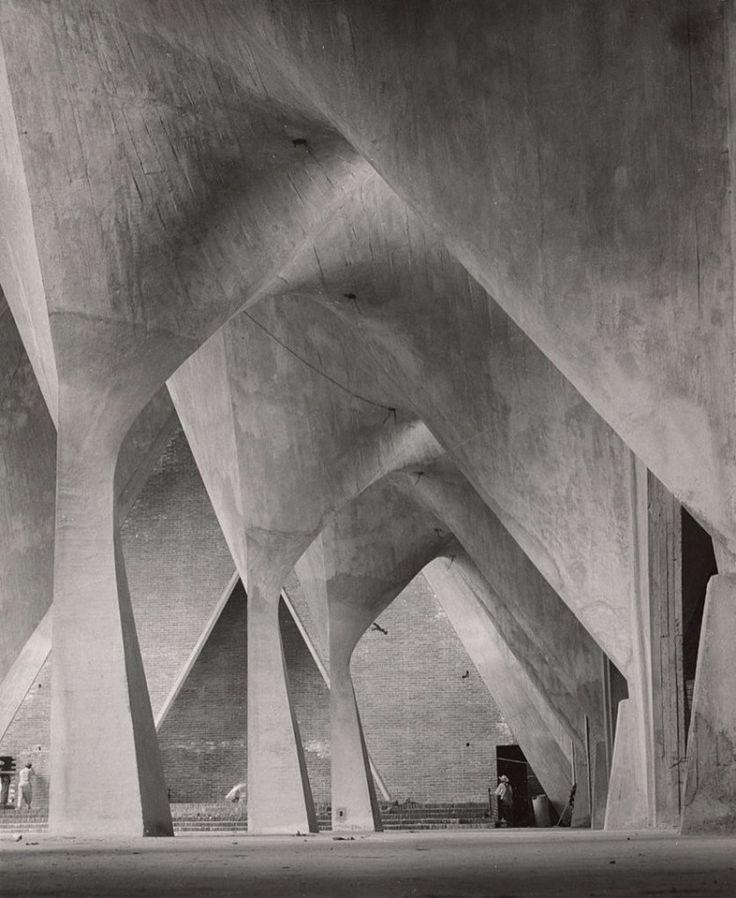 Iglesia de la Medalla Milagrosa, Mexico City, Felix Candela, 1954