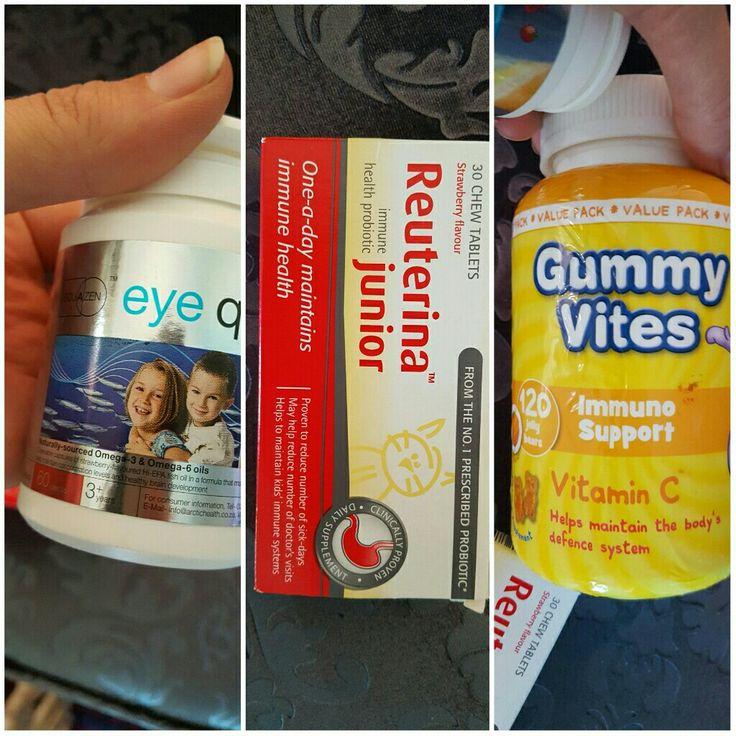 Daaglikse vitamines