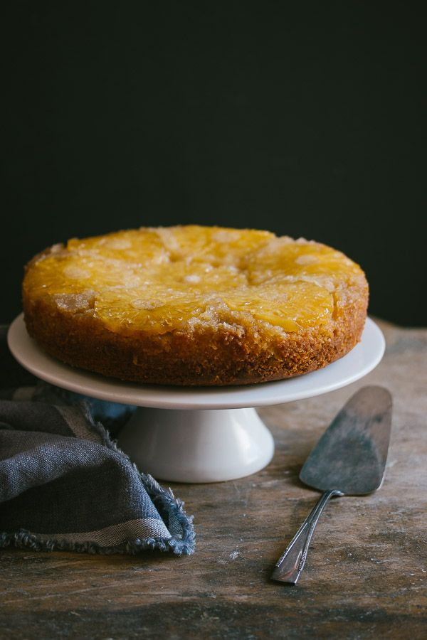 The Ultimate Pineapple Upside Down Cake