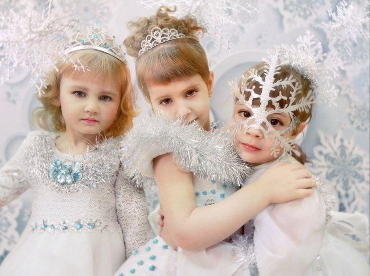 #snow_flake_girls #kids