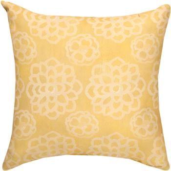 "SLSSN7 18"" x 18"" Sunshine VII  Climaveave PillowOriginal Artwork © Lisa Audit, Licensed by Wild Apple                                                        contemporary"