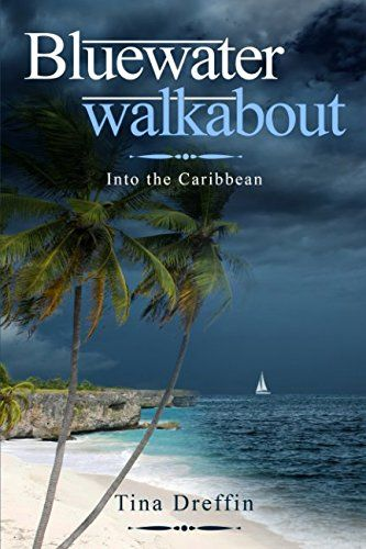 Into the Caribbean (Bluewater Walkabout) (Volume 1):   Tina Dreffin is one crazy sailing broad.  Not only did she teach her kids how to shark fish, but now she loads them onto a small sailboat to cruise the Caribbean.  More sharks appear, along with poisonous lionfish, stinging stingrays, and leaping dolphins. She tames them, practically making them the kids' playmates.    Ride along with Tina as she journeys into the West Indies on walkabout, looking for wild adventures.    You'll nev...