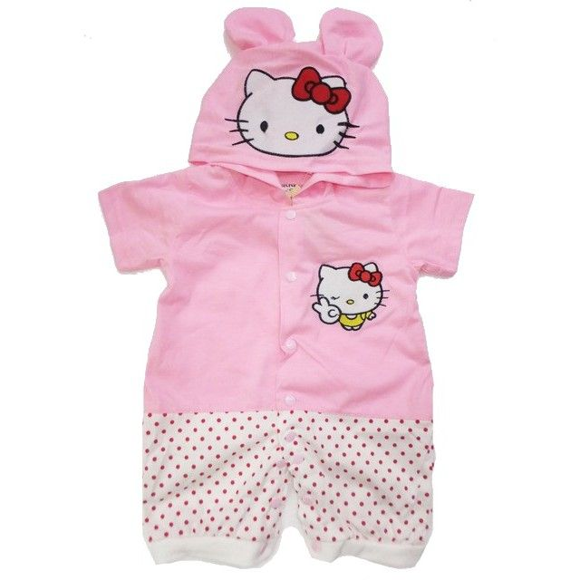 I'm selling hello kitty Cartoon Costume Bodysuit Romper Clothes 3-24 months for $30.00. Get it on Shopee now!https://shopee.com.my/foongworld/321786596 #ShopeeMY