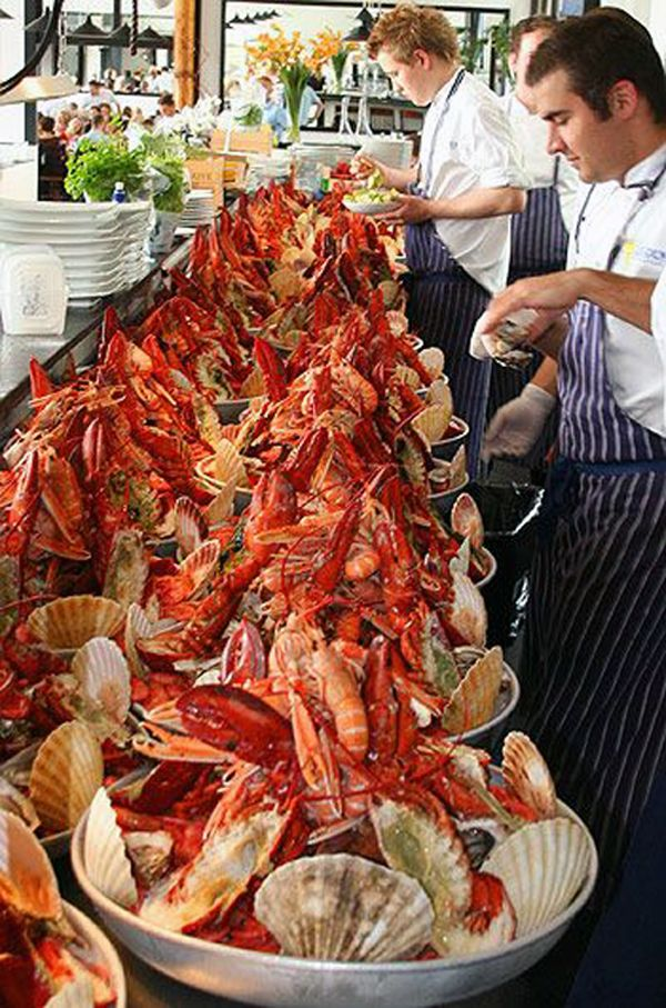 Best Seafood Restaurant In Oslo Norway