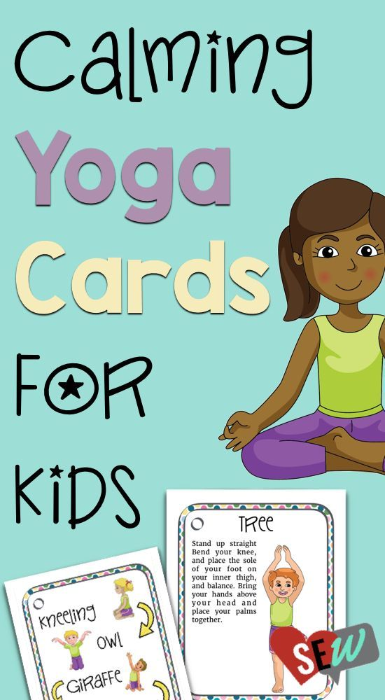 Yoga can be a great coping tool to teach students. You can use it during…