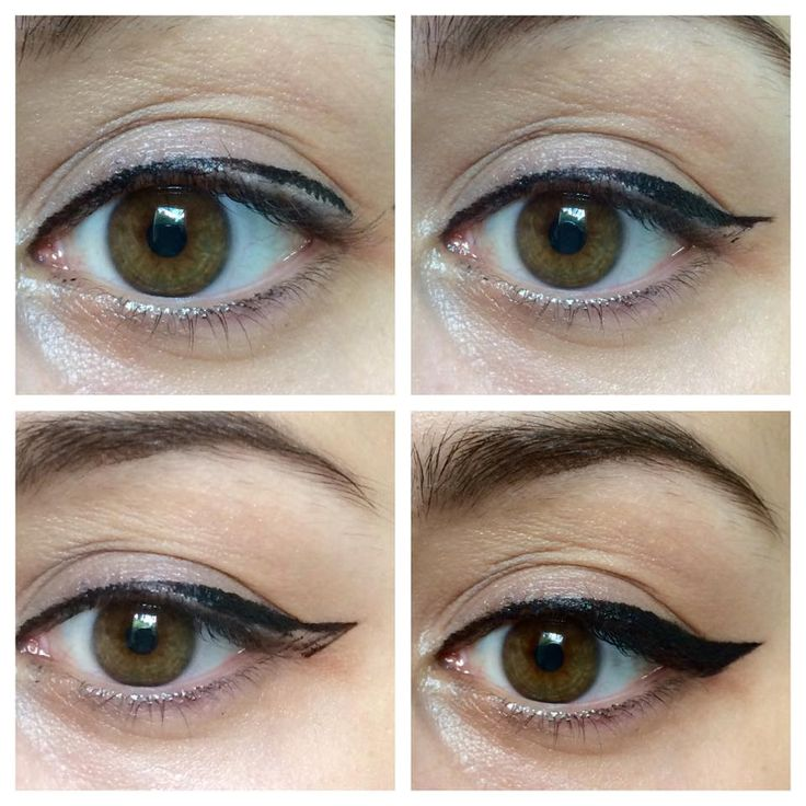 Winged Liner Troubleshooting - Album on Imgur