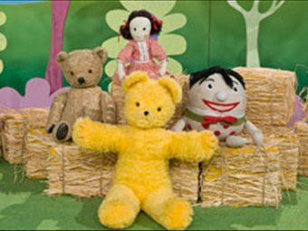 Play school - one of my childhood favourites and a staple of many Australian children's television viewing and learning for generations.